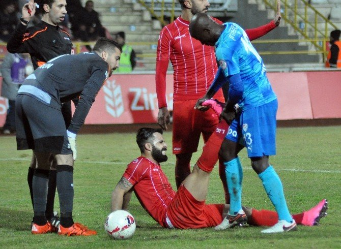 Boluspor'da Yeni Transferler Göz Doldurdu
