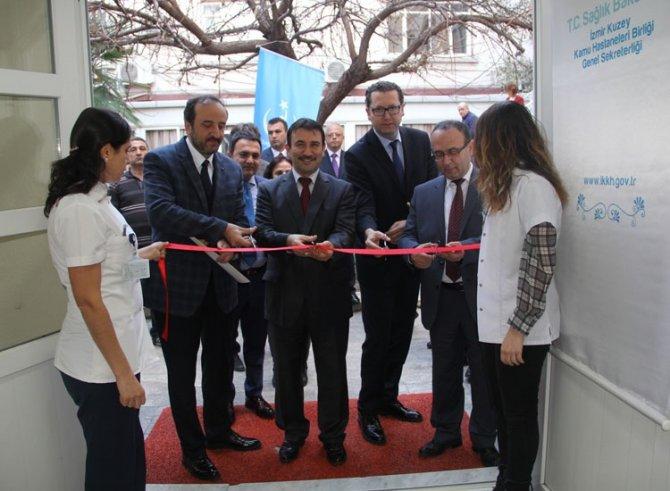 İzmir'de toplum ruh sağlığı merkezi açıldı