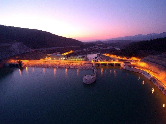 Sanko Tepekışla Barajı Ve Hes'in Açılış Töreni