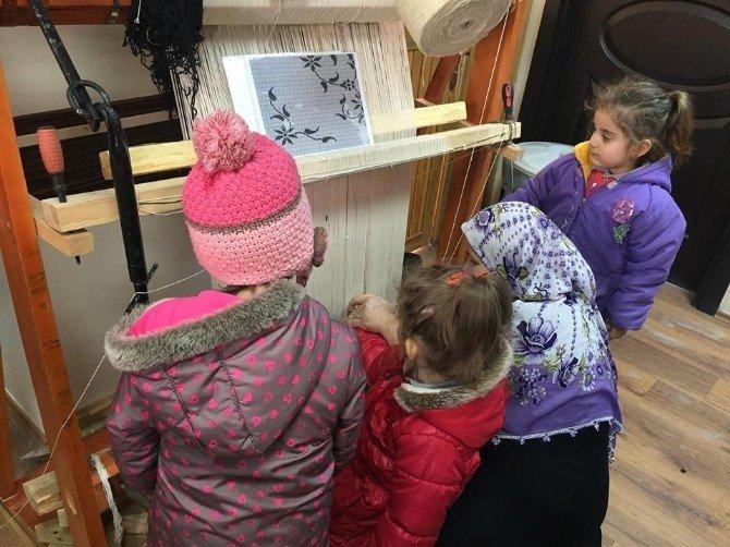 Şehirderli Miniklerden Esmek'e Ziyaret