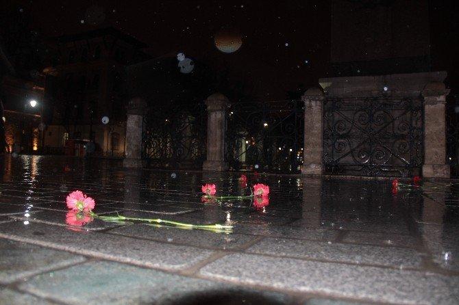Sultanahmet Meydanı Yaya Trafiğine Açıldı