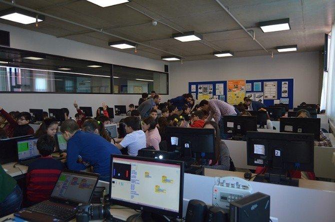 Sungurlu'da Çocuklar İçin Yazılım Eğitimi Tanıtıldı
