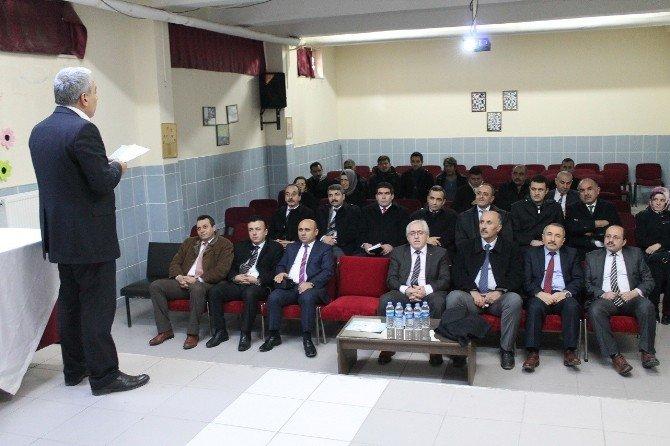 Sungurlu'da Bilgilendirme Toplantısı