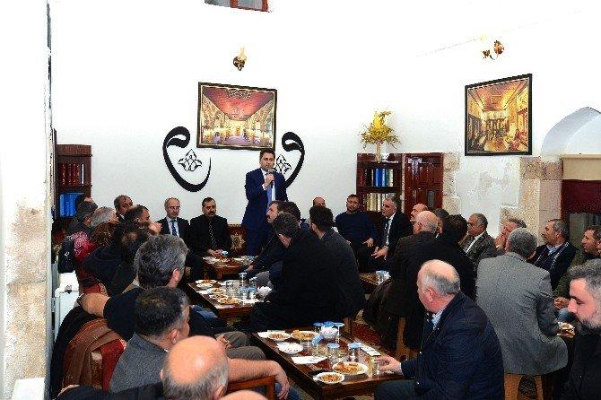 Başkan Eroğlu, STK'larla Bir Araya Geldi