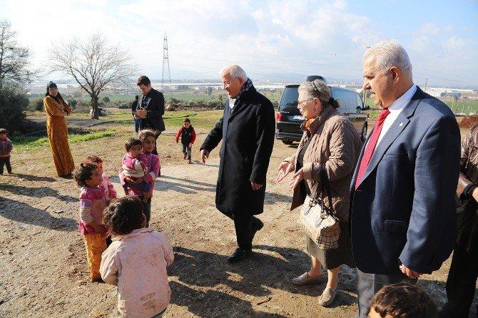 Sığınmacılardan Türkiye'ye Övgü Dolu Sözler