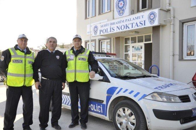 Bursa'da Trafikte Kameralı Polis Devri