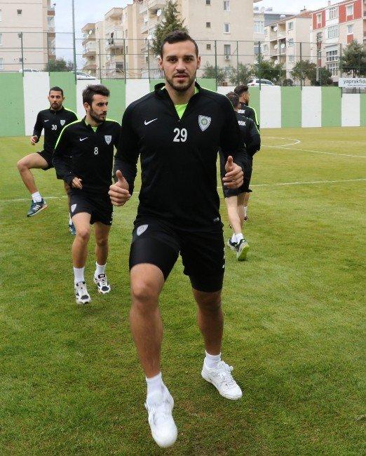 Mustafa Tiryaki Manisa Büyükşehir Belediyespor'da