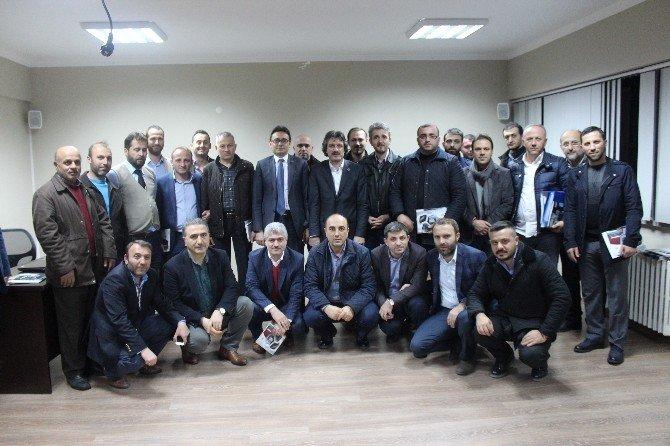 TKDK'dan TÜMSİAD Üyelerine Seminer