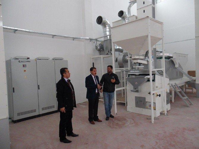 Tunceli'de 2 Milyonluk Tesislerin Yapımı Tamamlandı