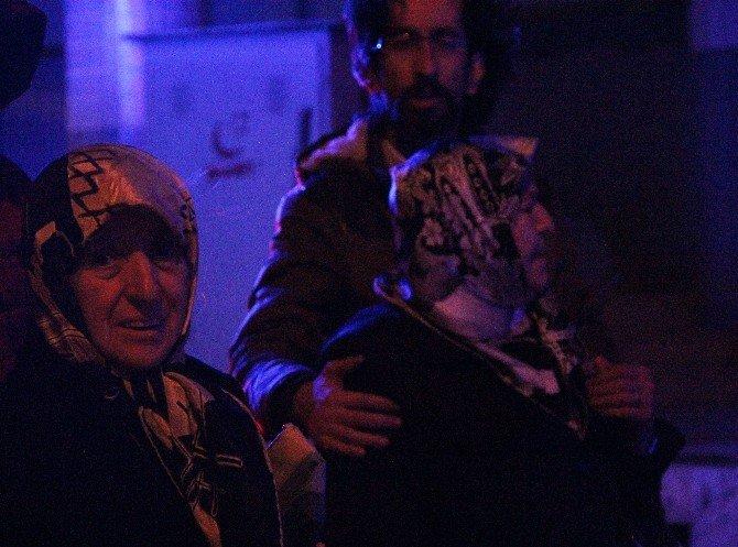 Sokak Ortasında Eşinin Gözü Önünde Hayatını Kaybetti
