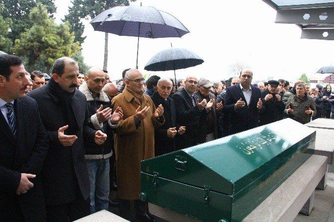 Gazeteci Ferruh Çetin Son Yolculuğuna Uğurlandı