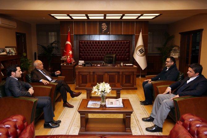 Eisenberg Belediyesi Meclis Üyesi Ender Önder, Yenimahalle'de