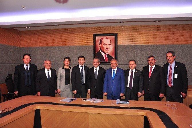 Adana ESOB'tan Başkent Çıkartması