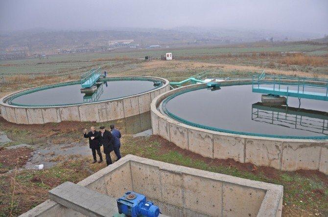 Gölbaşı Atık Su Arıtma Tesisi Yüzde 90 Arıtma Sağlıyor