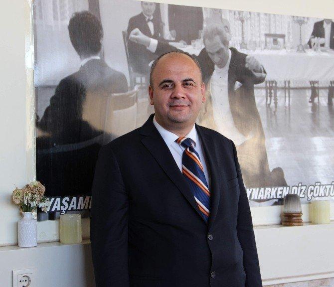 Agc Başkanlığı İçin Orhan Karagöl Adaylığını Açıkladı