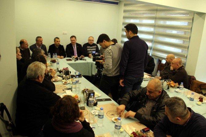 AK Parti İl Başkanı Timurçin Saylar: