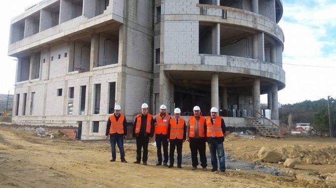 Altınova Devlet Hastanesi 2017'de Hizmete Girecek