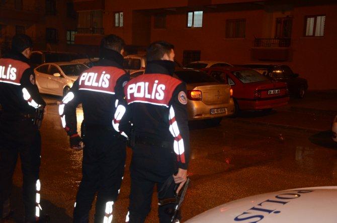Ankara'da silahlı saldırı: 1 polis ağır yaralandı