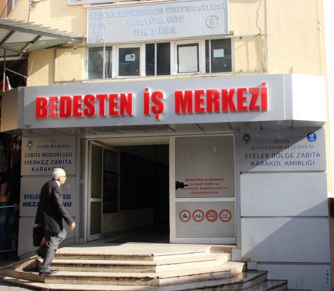 Aydın Büyükşehir, ADÜ'ye devrettiği 35 büroyu geri alacak