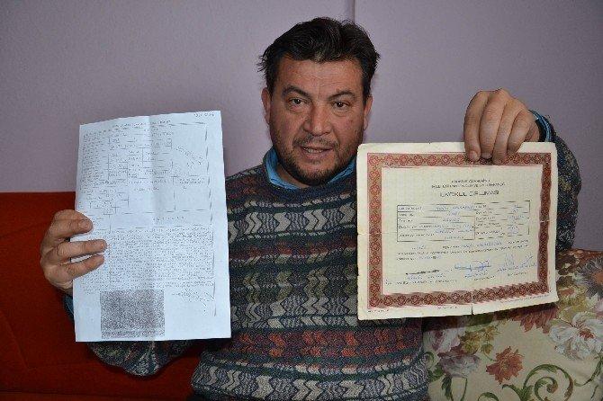 Engelli Şahıstan Mehmetçik Vakfı'ndan Aldığı Maaşın Kesilmesine Tepki
