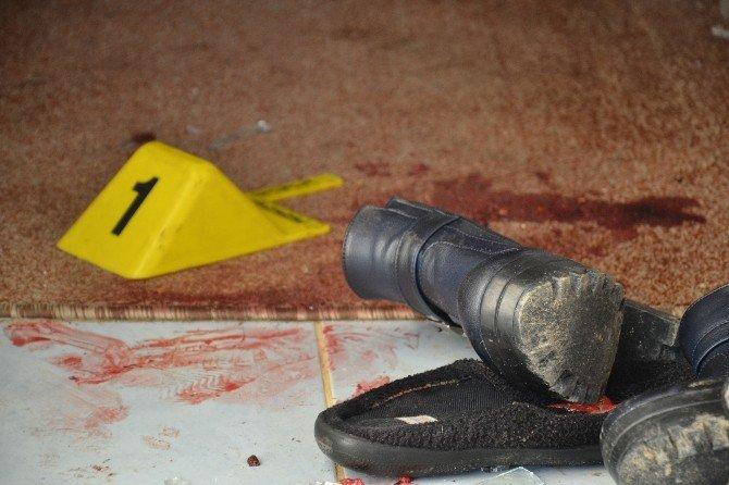 Pompalı Tüfekle Sevgilisini Öldürdü