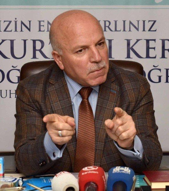 """Erzurum'da Asırlardır Süren Muhteşem Gelenek: """"1001 Hatim"""""""