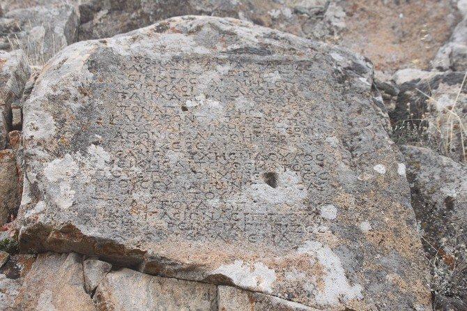 Beyşehir Belediyesi, Fasıllar Mysthia Antik Kenti'nin'turizm Bölgesi' İlan Edilmesini İsteyecek