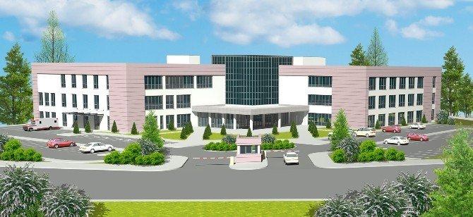 Gürsu Cüneyt Yıldız Devlet Hastanesi Hızla Yükseliyor