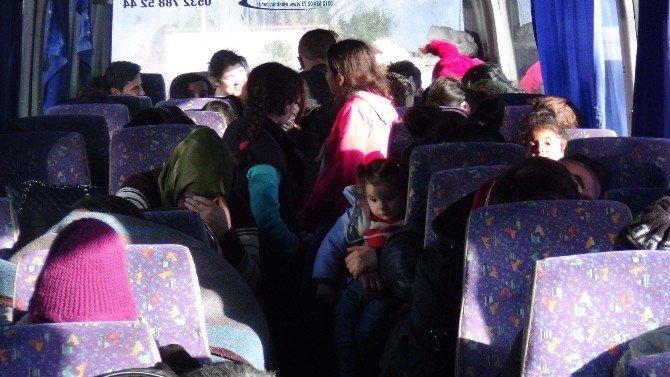 Çanakkale'de 246 Kaçak Göçmen Yakalandı