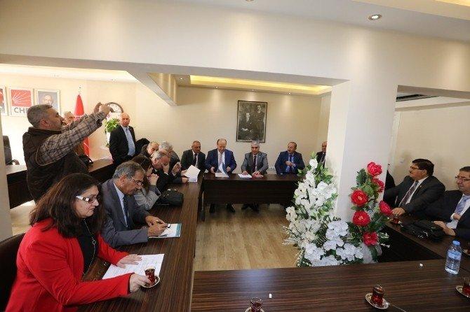 CHP Aydın İl Başkanı İnci, CHP'de Bir İlke İmza Attı