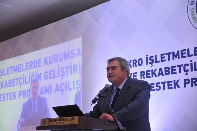 ÇKA Genel Sekreteri Altunsu: Bölgeye 216 milyon TL kaynak tahsis edildi