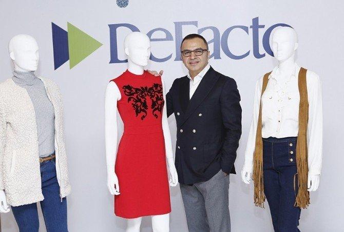 Defacto, 10 Yıllık Hedeflerini Açıkladı