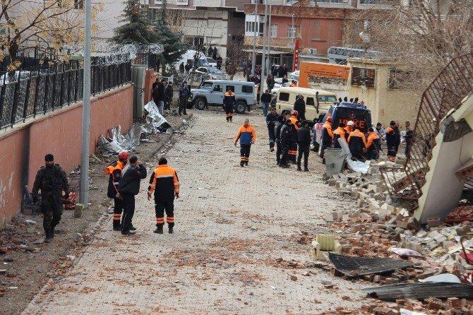 Çınar'da Yaralı Sayısı 40'a Yükseldi