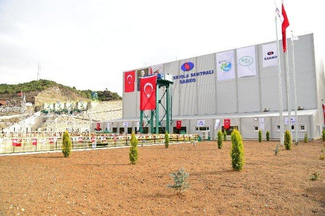 Tokat'ta Hes Açılışı