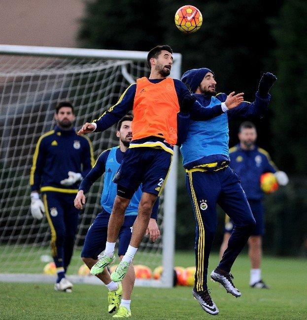 Fenerbahçe, Eskişehirspor Maçı Hazırlıklarına Başladı