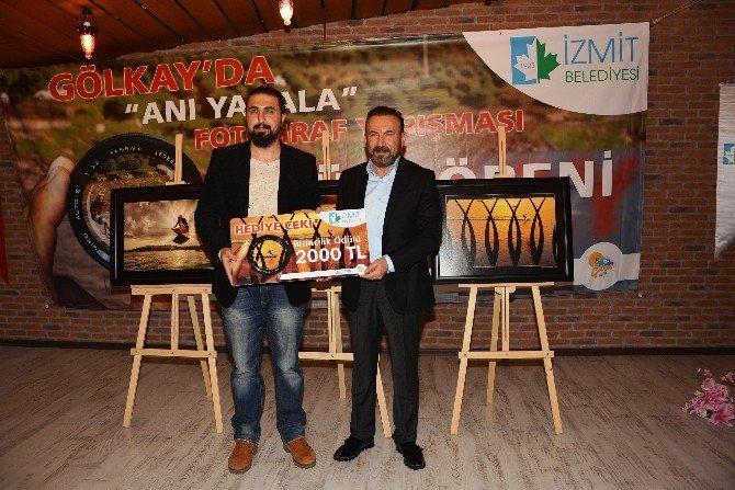 Gölkay'da Anı Yakala Fotoğraf Yarışması Ödülleri Verildi