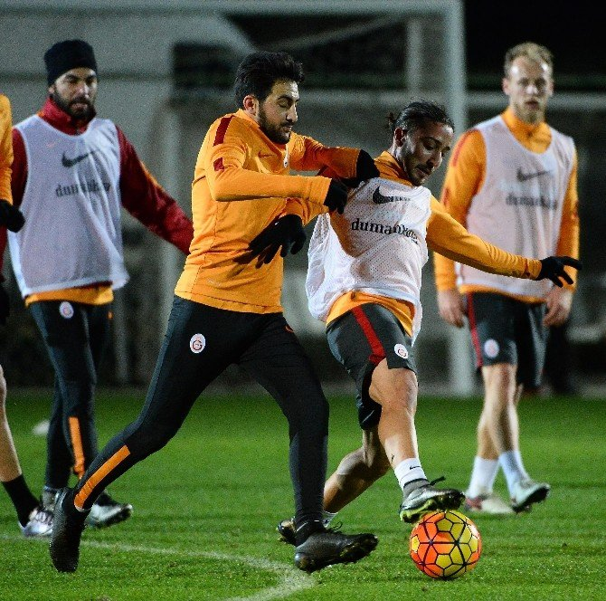 Galatasaray, Sivasspor Maçı Hazırlıklarını Sürdürdü