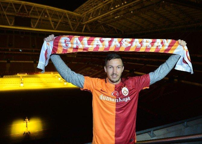 """Lınnes: """"Galatasaray'ın Büyüklüğünü Biliyorum"""""""