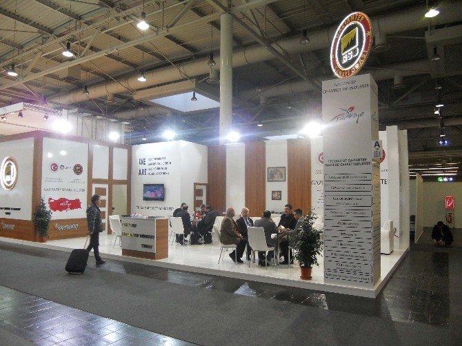 GSO, ''Domotex Hannover 2016 Fuarında Stant Açacak