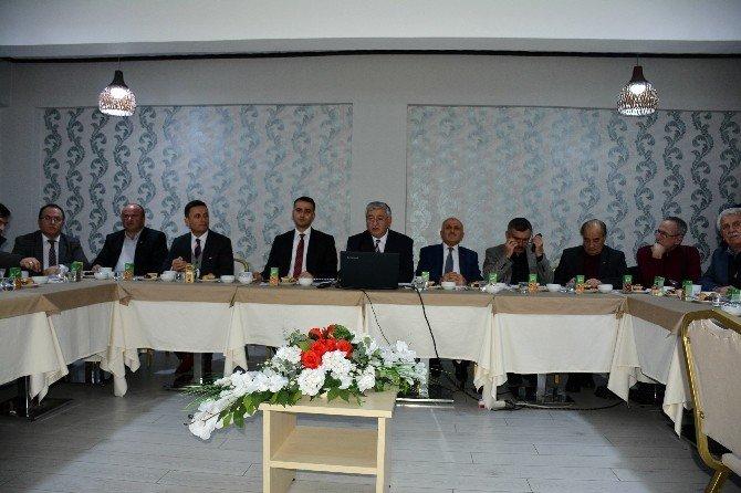 Gümüşhane Kent Konseyi Olağan Genel Kurul Toplantısı Yapıldı