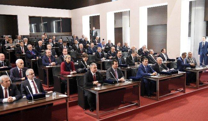 Kılıçdaroğlu, İl Başkanlarıyla Genel Merkezde Biraraya Geldi