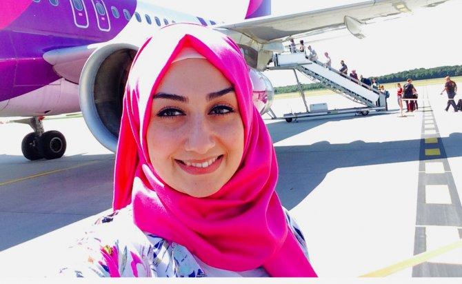 Türk kızı hayat kurtardı