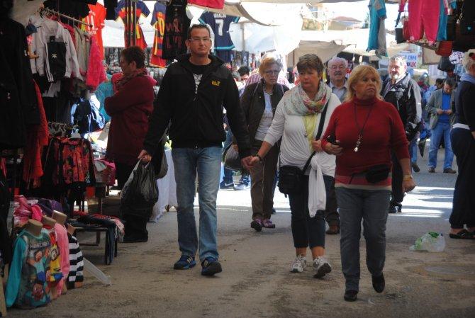 Sultanahmet saldırısı, Alman turiste hitap eden esnafın işini bozdu