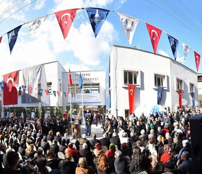 İzmir'de Gültepe Kültür Merkezi ve Cemevi açıldı