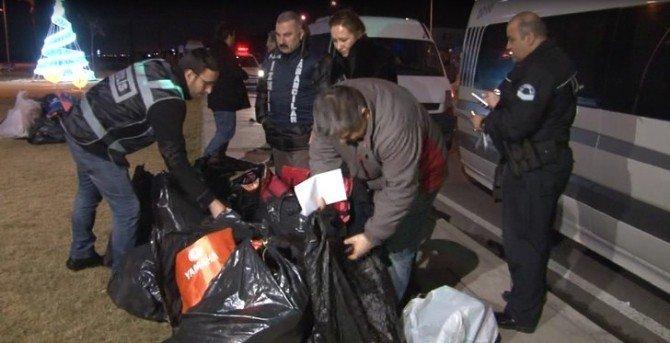 Yurt Dışına Kaçmaya Çalışan 54 Göçmen Yakalandı