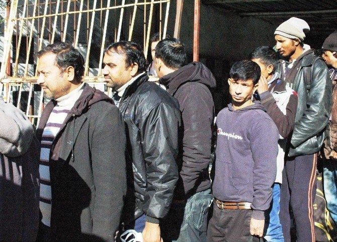 Kaçak Göçmenler, Bodrum'u Kullanmayı Bıraktı