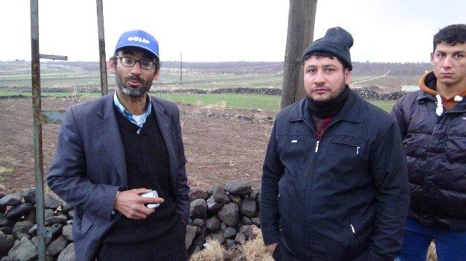 Köye Havan Topu Düştüğü İddiası Jandarmayı Harekete Geçirdi