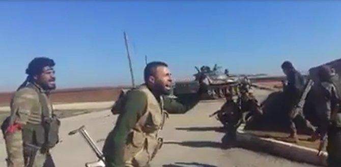 IŞİD'le çatışan Türkmenler 2 köyü daha geri aldı