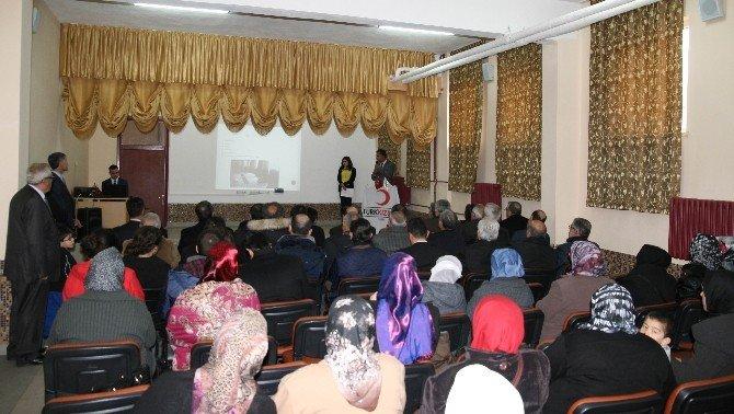 Kulu'da Kızılay'dan İki Özel Eğitim Sınıfı