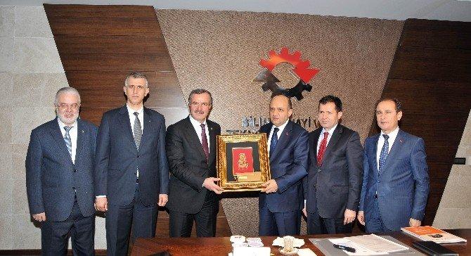 Konya'nın Yerli Otomobil Raporu Bakan Işık'a İletildi